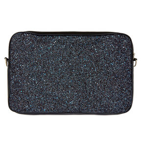 Space Cake Glitter Carrying Case - Black,
