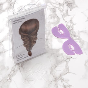 Mermazing Braid Hair Tools Kit,