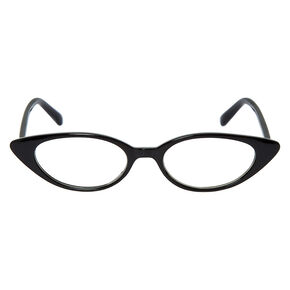 Cat Eye Frames - Black,