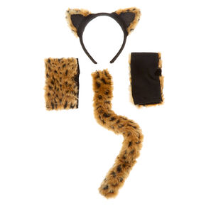 Leopard Costume Set - 3 Pack,