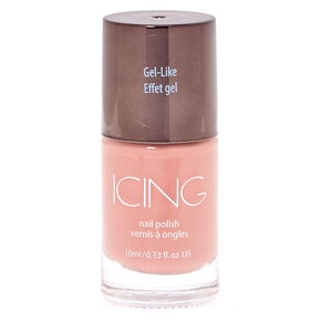 Gel-Like Nail Polish - Nude,