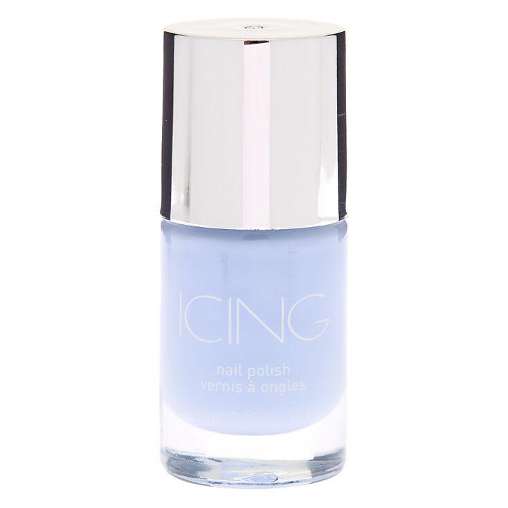 Nail Polish - Lilac Gray,