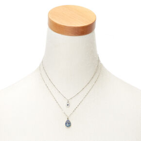 Lapis Lazuli Creativity Multi Strand Pendant Necklace,