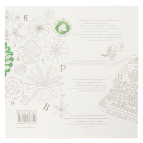 Hidden Nature: A Coloring Escape For Grown-Ups Book,