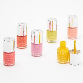 Sunset Mini Nail Polish Set - 6 Pack,