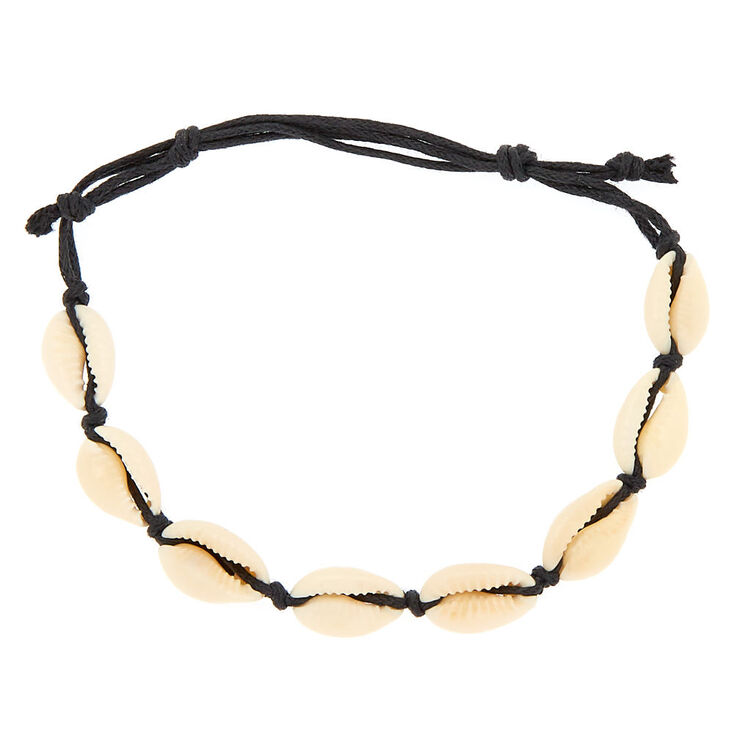 Puka Shell Anklet,
