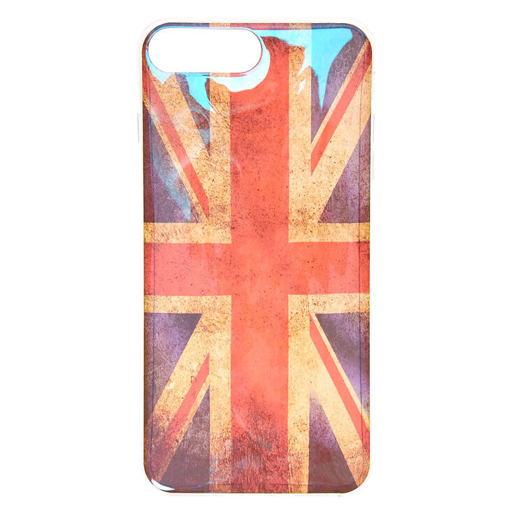 Holographic Union Jack Phone Case,