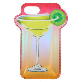 Puffy Margarita Phone Case - Fits iPhone 6/7/8 Plus,