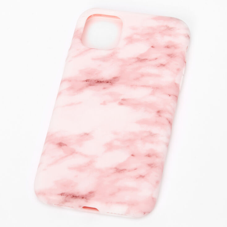 Blush Marble Phone Case - Fits iPhone 11,