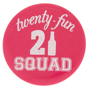 Twenty-Fun Squad Buttons - 6 Pack,