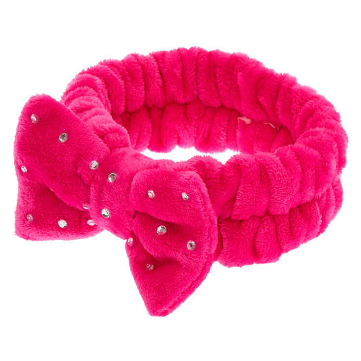 Makeup Headwrap - Pink,