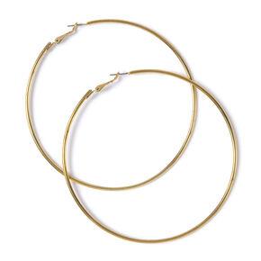 Extra Jumbo Hoop Earrings,