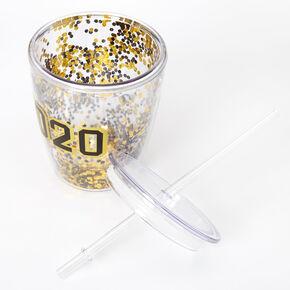 2020 Graduate Tumbler Cup - Gold,