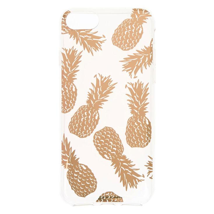 Tropic Pineapple Phone Case - Fits iPhone 6/7/8/SE,