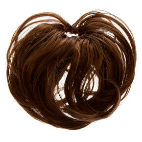 Faux Brown Twister Hair,