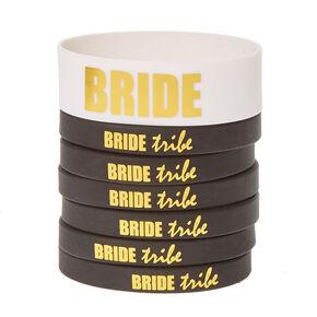 Bride Tribe Wristbands,