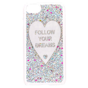 Follow Your Dreams Phone Case - Fits iPhone 6/7/8 Plus,