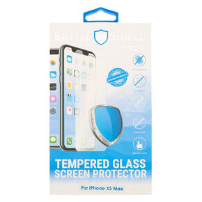 Gabba Goods® Tempered Glass Screen Protector - Fits iPhone XS Max,