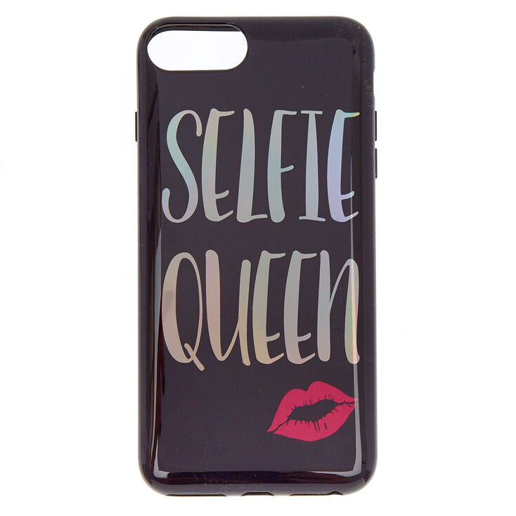 Selfie Queen Phone Case - Fits iPhone 6/7/8 Plus,