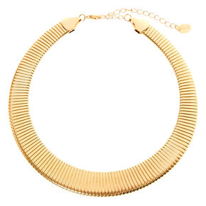 Gold Ridge Collar Choker,