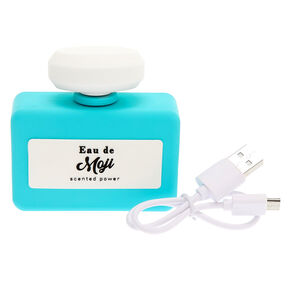 MojiPower® Perfume Battery Power Bank - Turquoise,