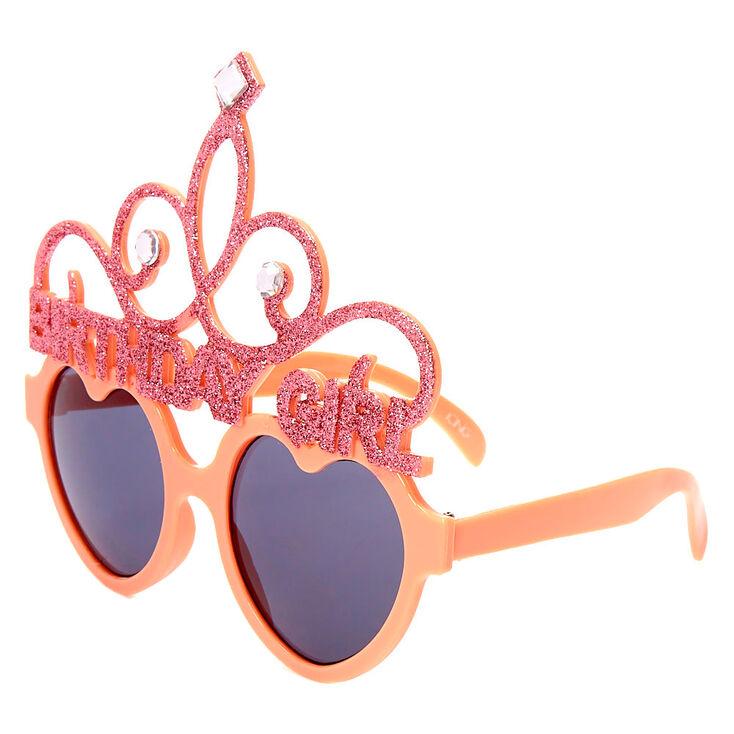 Bride Tiara Sunglasses - White,