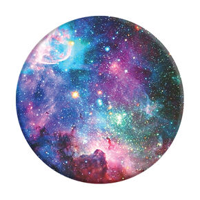 Blue Nebula PopSocket,