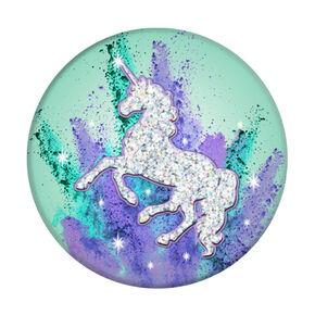 PopSockets PopGrip - Glitter Unicorn,