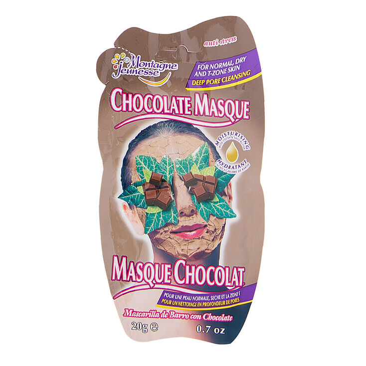 7th Heaven Chocolate Mud Face Mask,
