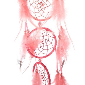 Ombre 7 Tier Dreamcatcher - Pink,