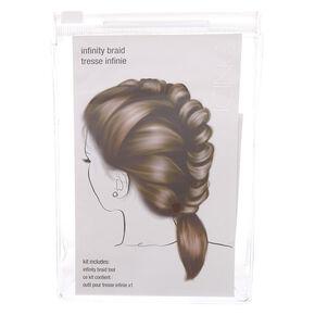 Infinity Braid Hair Tool Kit,