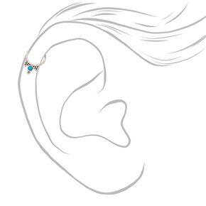 Festy Faux Cartilage Earrings - 3 Pack,