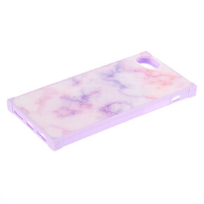 Pastel Marble Square Phone Case - Fits iPhone 6/7/8,