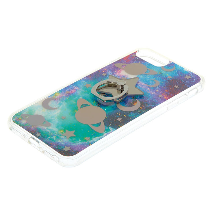 Planetary Ring Holder Phone Case - Fits iPhone 6/7/8 Plus,