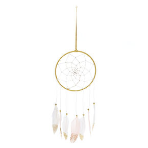 Golden Dreamcatcher,