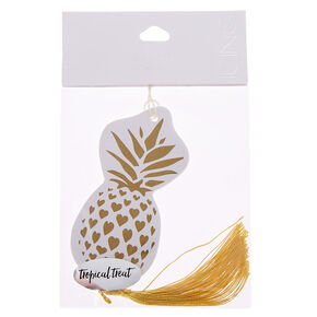 Tropical Treat Pineapple Air Freshener,