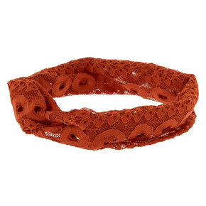 Lace Headwrap - Sienna,