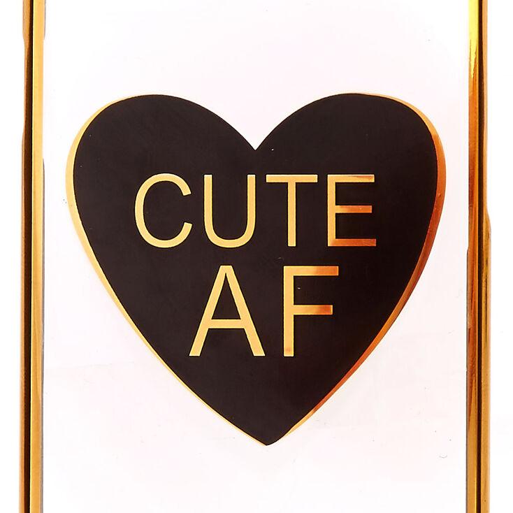 Cute AF Phone Case - Fits iPhone 6/7/8/SE,