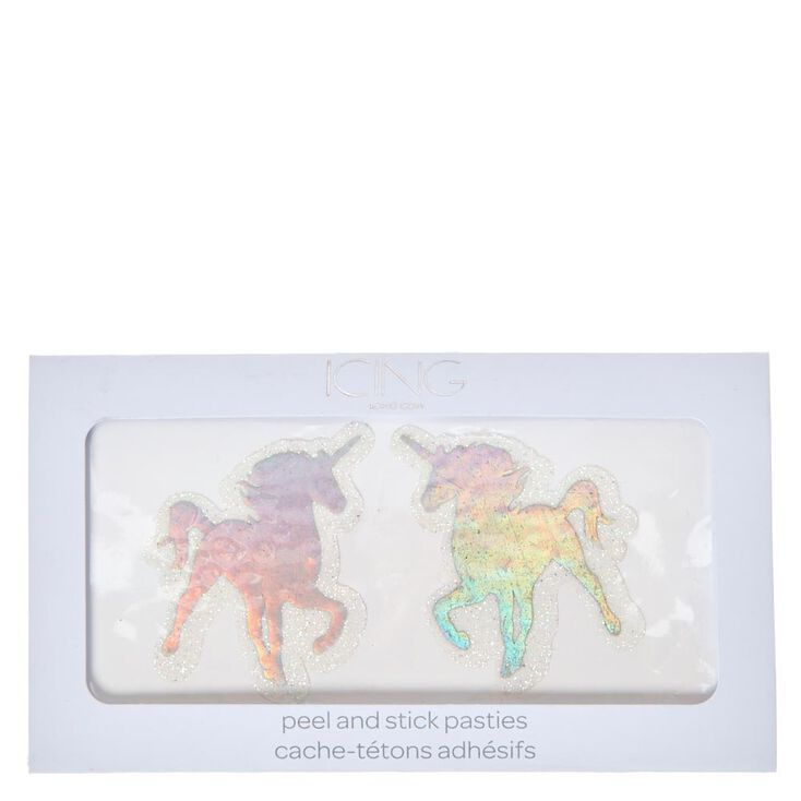 Holographic Unicorn Pasties,