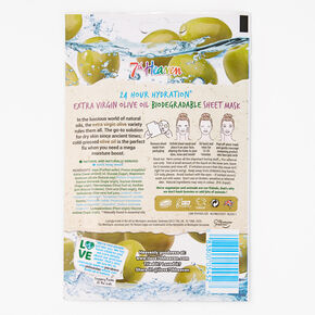 7th Heaven Superfood Extra Virgin Olive Oil Sheet Mask,