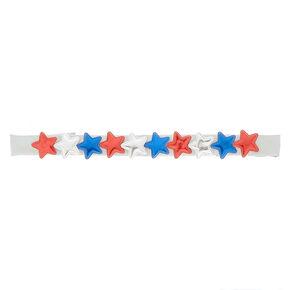 Metallic Stars Headwrap,