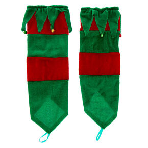 Elf Striped Arm Warmers,