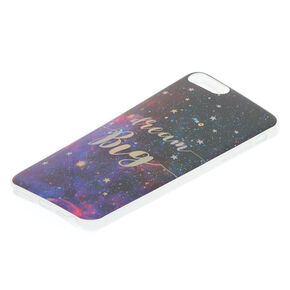 Dream Big Cosmic Phone Case - Purple,
