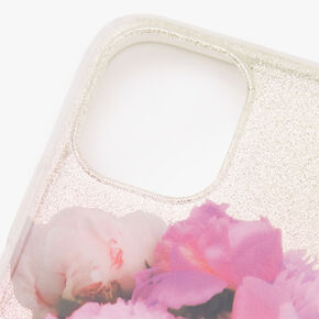 Paris Perfume Bottle Glitter Phone Case - Fits iPhone 11,