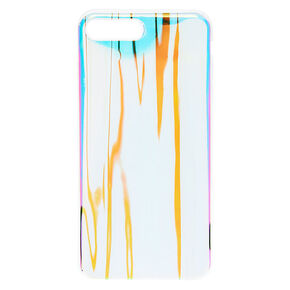 Iridescent Seashell Phone Case - Fits iPhone 6/7/8 Plus,