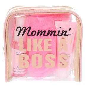 Mommin' Like A Boss Cosmetic Set,