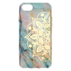 Stone Mandala Phone Case,