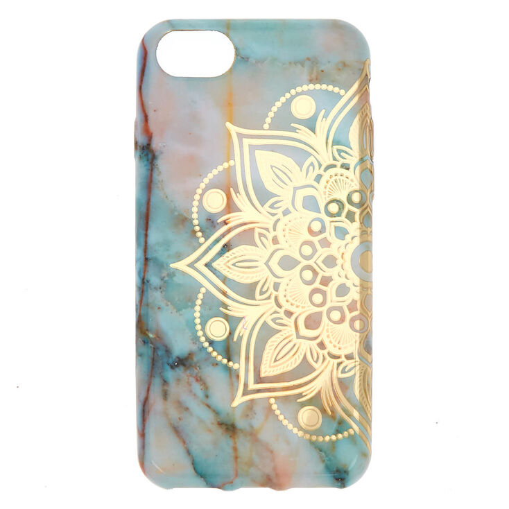 Stone Mandala Phone Case,