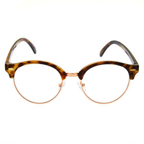 Rose Gold Tortoise Shell Frames,