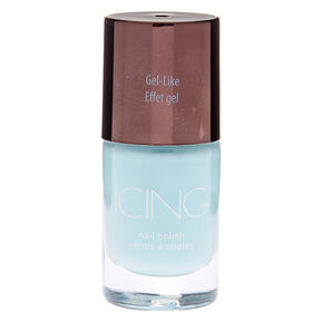 Gel-Like Nail Polish - Seafoam Green,